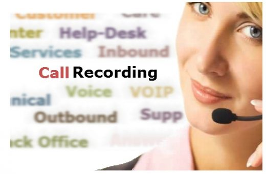 Speech Analytics starts with Call Recording